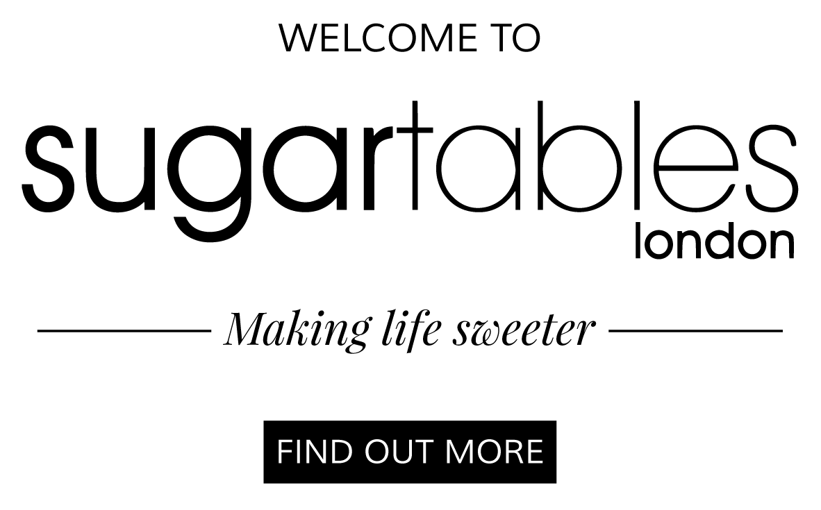 Welcome ti Sugartables London